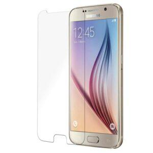 Samsung Galaxy S6 edge Panzerglas seitlich
