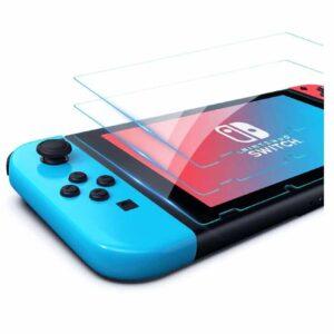Nintendo Switch Panzerglas als Bildschirmschutz FlightLife