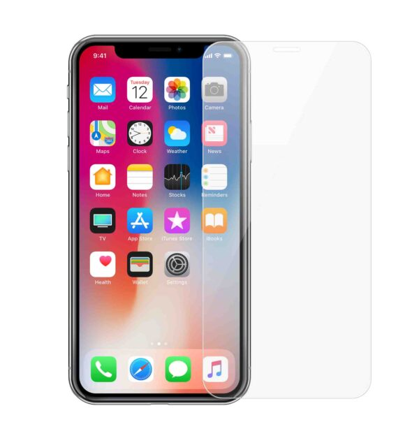 Panzerglas für das iPhone 11 von FlightLife in Transparent