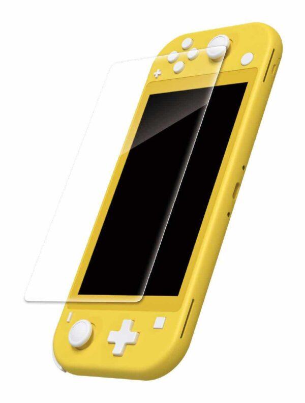 Nintendo Switch Lite Panzerglas als Bildschirmschutz FlightLife