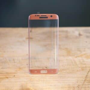 Panzerglas Samsung Galaxy S7 edge Rosé Gold
