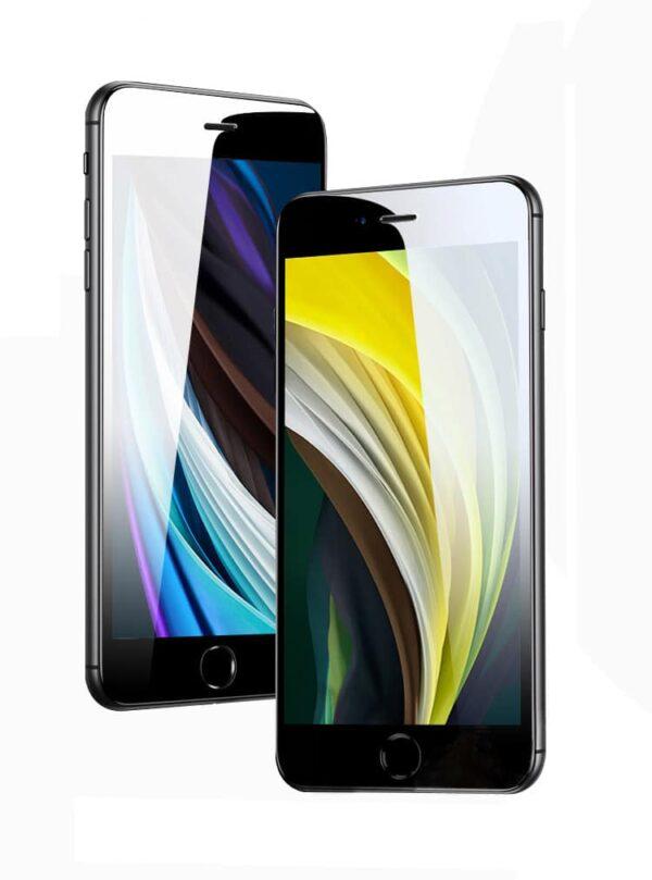Panzerglas iPhone SE 2020 als Schutzglas