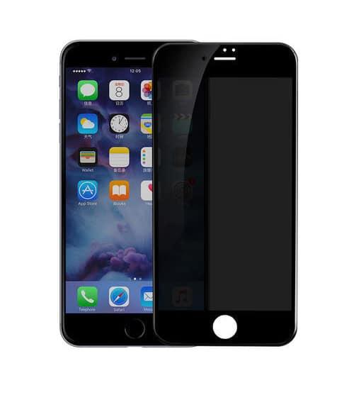 Privacy Panzerglas für das iPhone 7 Plus mit Blickschutzfilter