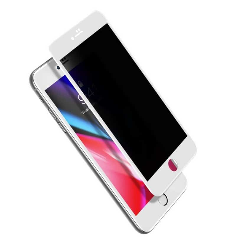 3D Privacy Screen Panzerglas Apple iPhone 6 Plus