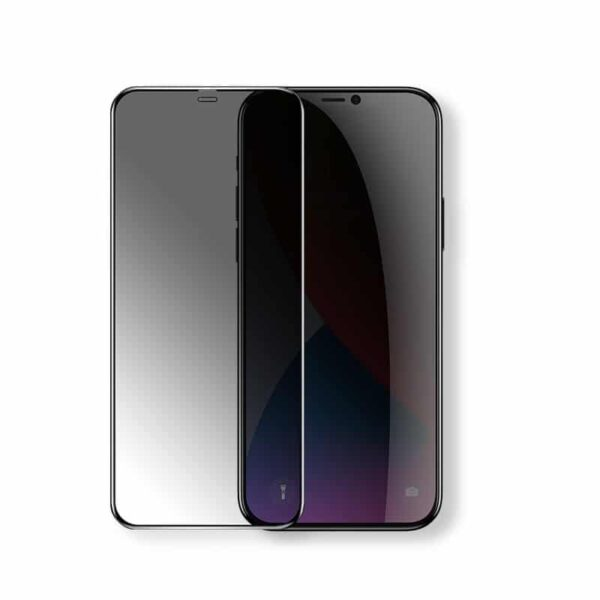 3D Privacy Panzerglas iPhone 12