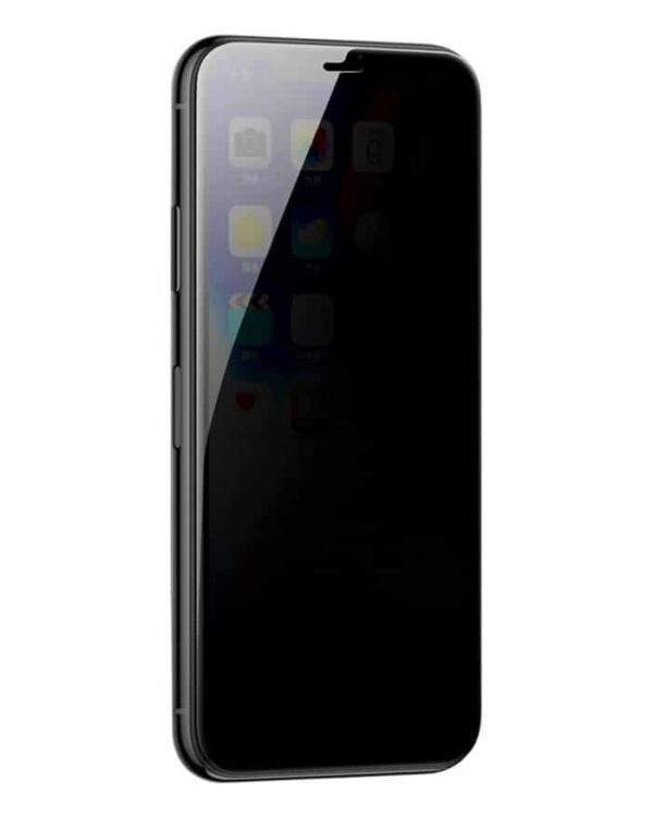 3D Privacy Panzerglas iPhone 12